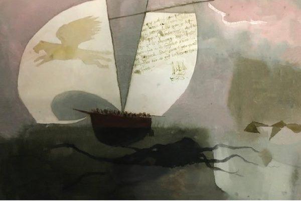 Claus Hoie Watercolor Fantasia