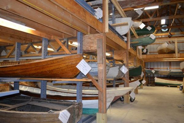 Maine-Maritime-Museum-Historic-Boat-Collection