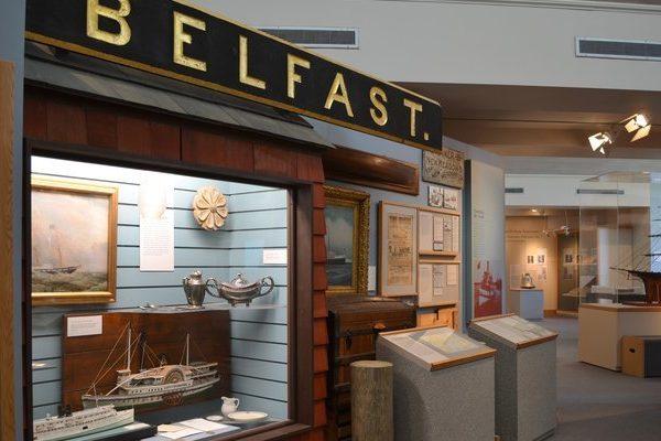 Maine Maritime Museum Permanent Exhibit 01