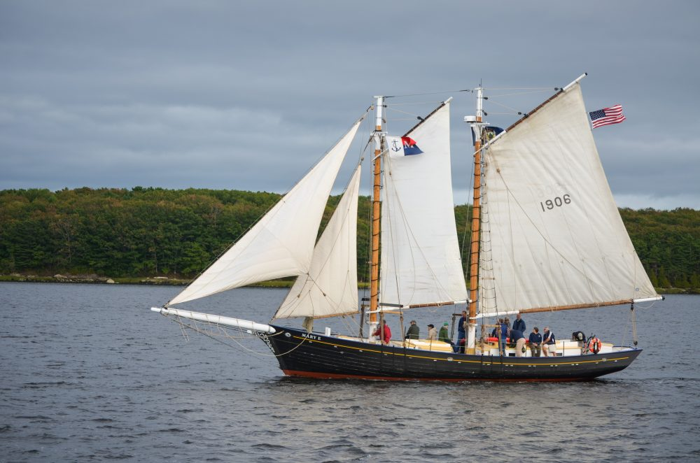 Mary E Kennebec River Sail (2.5 Hours)